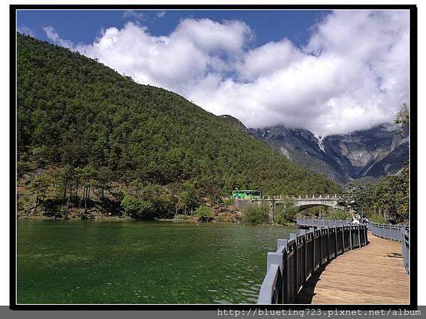 雲南麗江《玉龍雪山景區》藍月谷 8.jpg