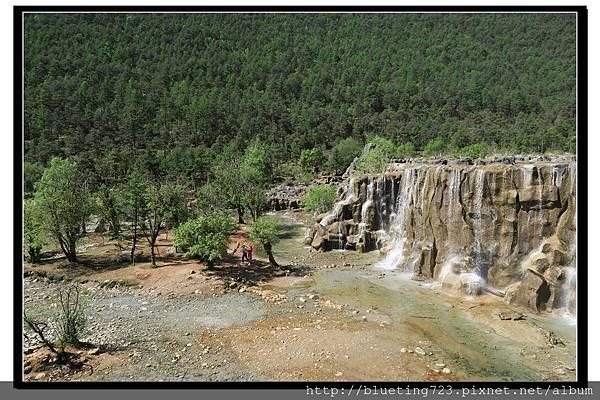雲南麗江《玉龍雪山景區》白水台 4.jpg
