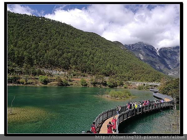 雲南麗江《玉龍雪山景區》藍月谷 3.jpg