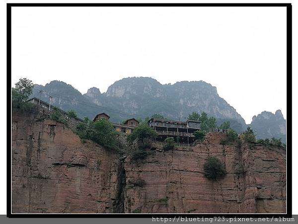 河南輝縣《萬仙山景區》絕壁長廊16.jpg