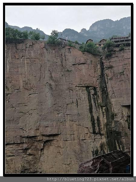河南輝縣《萬仙山景區》絕壁長廊17.jpg