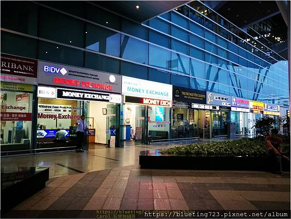峴港機場 - 換匯.jpg