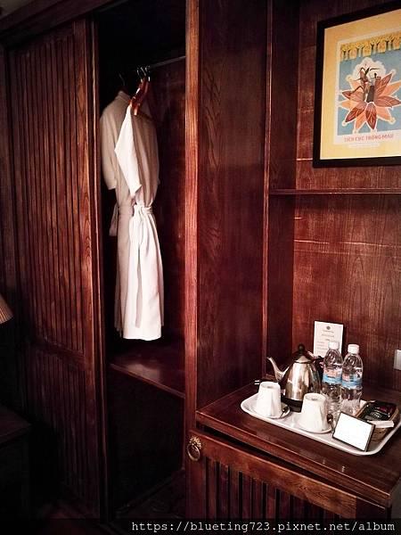 越南‧河內《Noble & Swan Boutique Hotel 諾伯史旺精品酒店》16.jpg