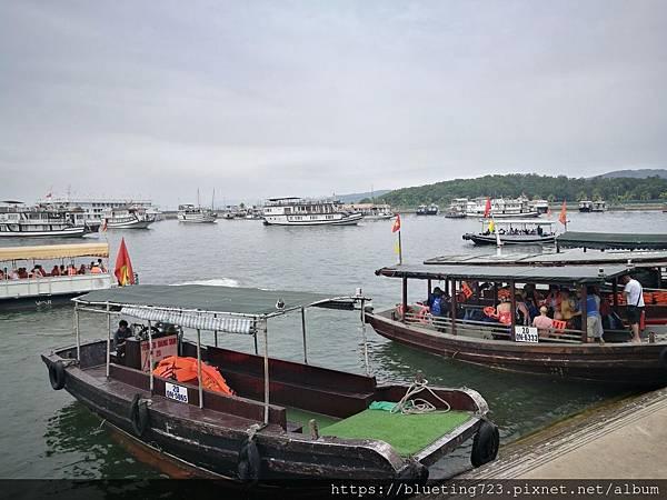越南‧下龍灣Halong Bay《SilverSea Cruise銀海郵輪》2.jpg