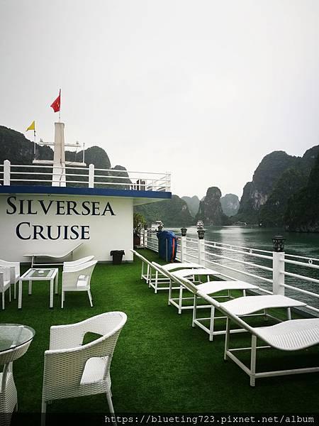 越南‧下龍灣Halong Bay《SilverSea Cruise銀海郵輪》4.jpg
