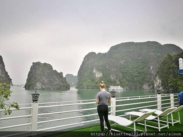 越南‧下龍灣Halong Bay《SilverSea Cruise銀海郵輪》5.jpg