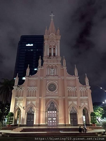 越南峴港《峴港大教堂》1.jpg