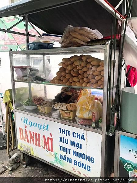 越南峴港《越式法國麵包》1.jpg