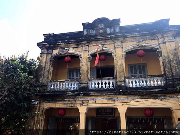 越南‧會安Hoi An《會安古城》沙黃文化博物館.jpg