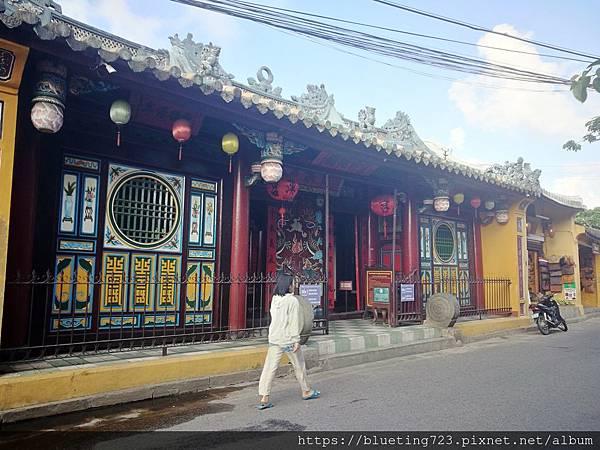 越南‧會安Hoi An《會安古城》關公廟1.jpg
