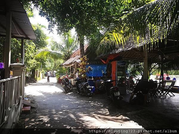 越南‧會安《迦南島Dao Cẩm Nam竹籃船》1.jpg