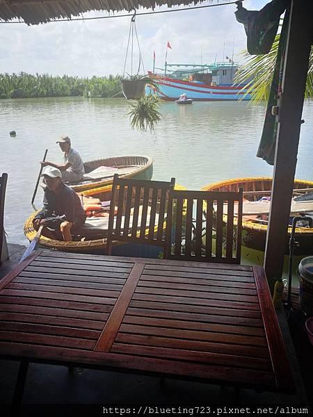 越南‧會安《迦南島Dao Cẩm Nam竹籃船》3.jpg