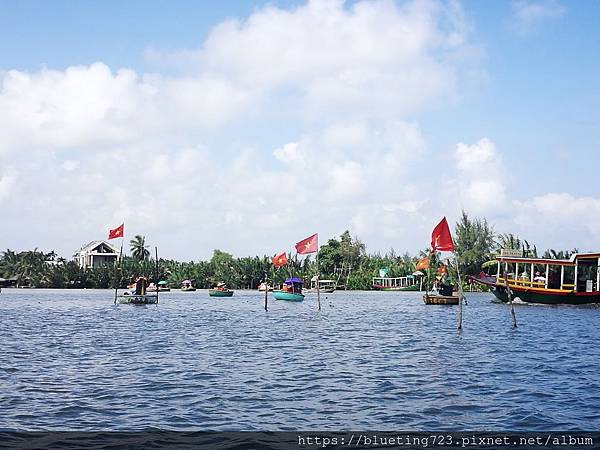 越南‧會安《迦南島Dao Cẩm Nam竹籃船》16.jpg