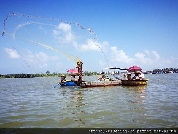 越南‧會安《迦南島Dao Cẩm Nam竹籃船》18.jpg