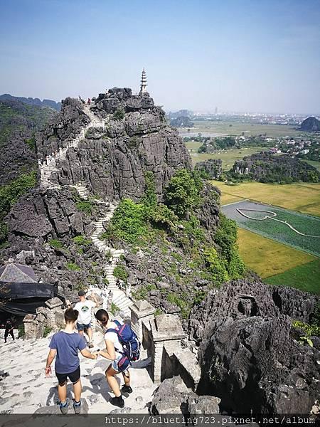 越南‧寧平《陸龍灣Mua Cave》9.jpg
