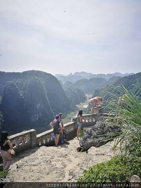 越南‧寧平《陸龍灣Mua Cave》10.jpg