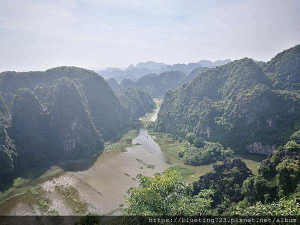 越南‧寧平《陸龍灣Mua Cave》12.jpg