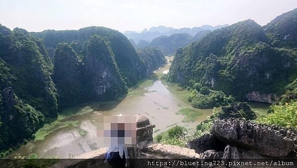 越南‧寧平《陸龍灣Mua Cave》15.jpg