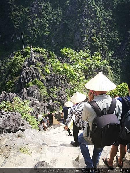 越南‧寧平《陸龍灣Mua Cave》16.jpg