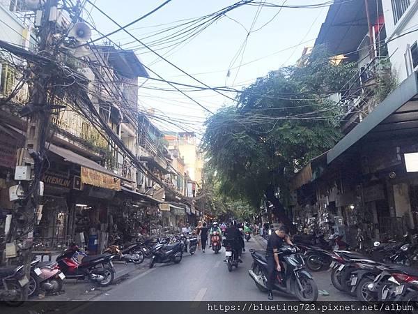 越南‧河內《三十六古街》1.jpg