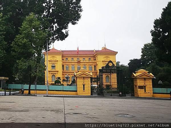越南‧河內《巴亭廣場》2.jpg