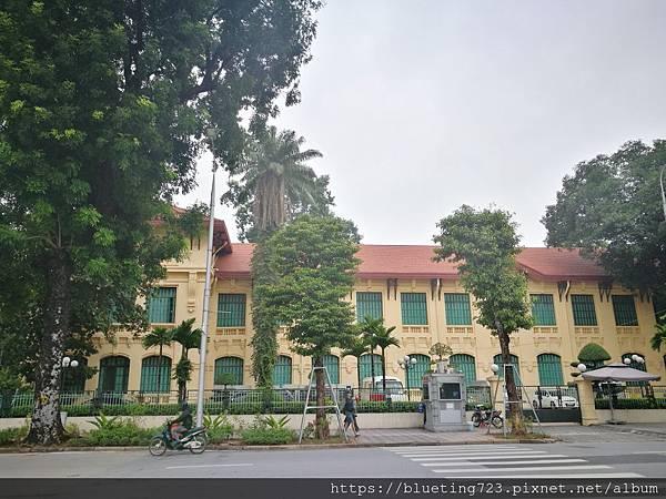 越南‧河內《巴亭廣場》3.jpg
