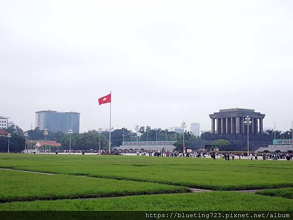 越南‧河內《巴亭廣場》4.jpg
