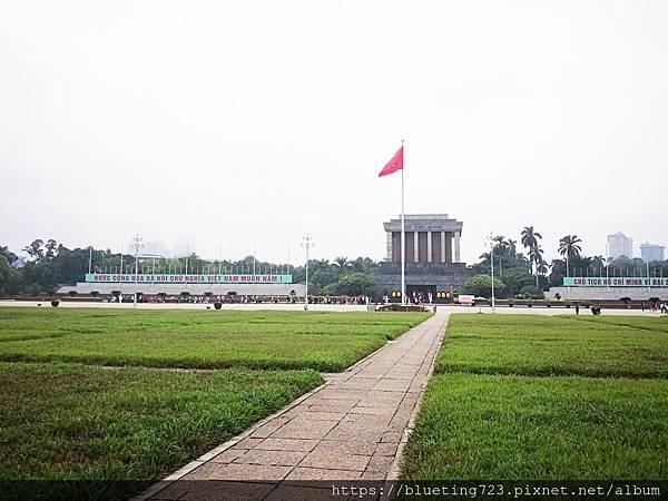 越南‧河內《巴亭廣場》5.jpg
