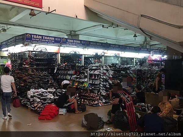 越南‧河內《同春市場》3.JPG