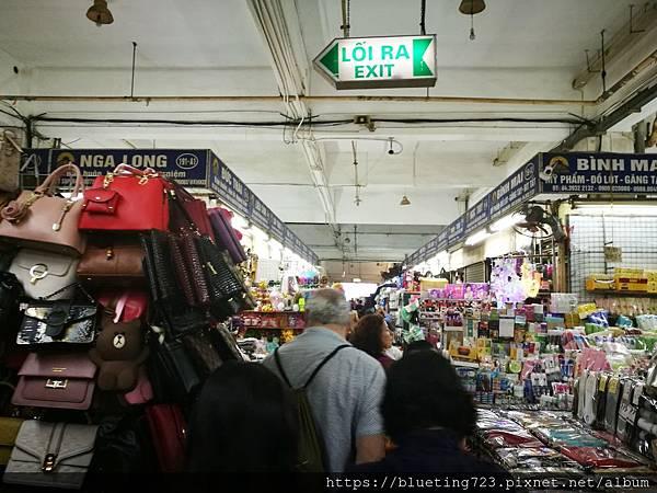 越南‧河內《同春市場》2.jpg