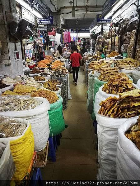 越南‧河內《同春市場》4.jpg