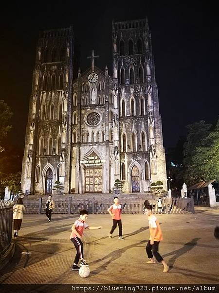 越南‧河內《河內大教堂》2.jpg