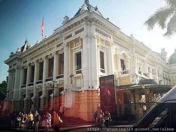 越南‧河內《河內歌劇院》.jpg
