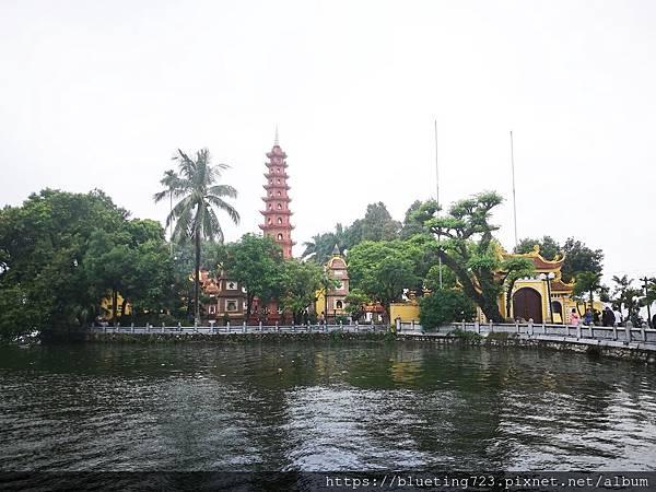 越南‧河內《鎮國寺》1.jpg