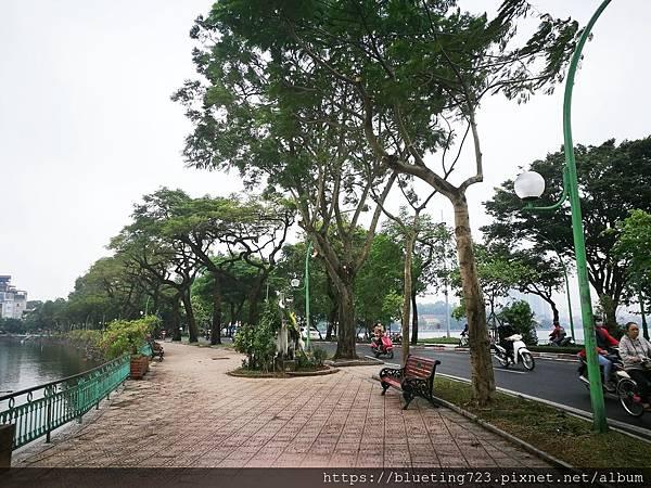 越南‧河內《鎮國寺》2.jpg