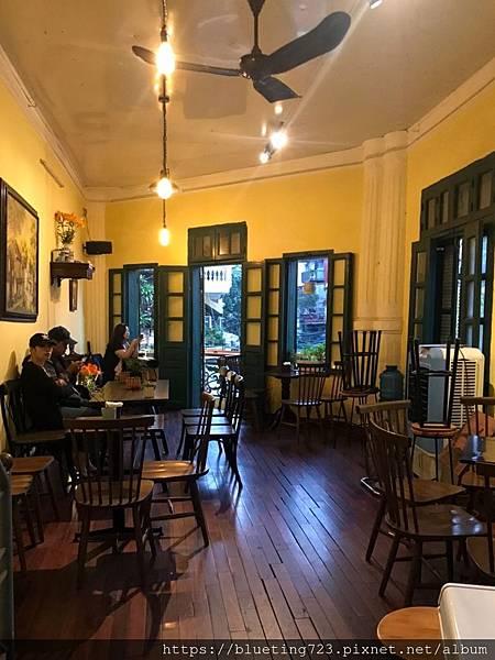 越南‧河內《Coffee A咖啡店》2.jpg