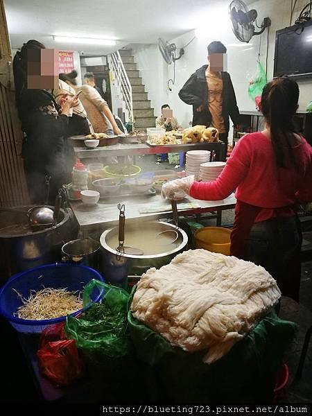 越南‧河內《Phở Gà Nguyệt雞肉河粉》1.jpg