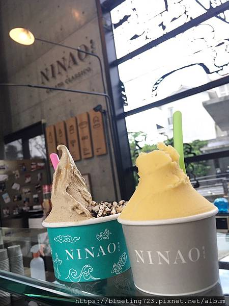 台南安平《NINAO Gelato蜷尾家冰淇淋》4.jpg