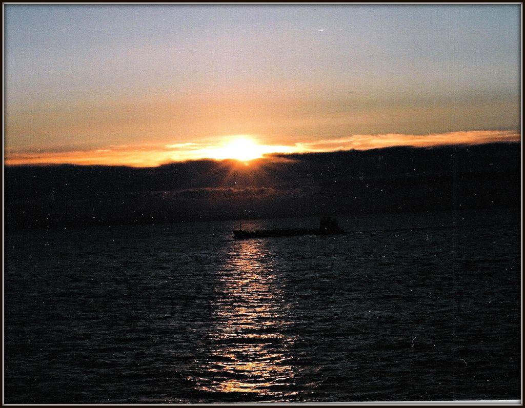 Sunset -Mediterranean 1-001A