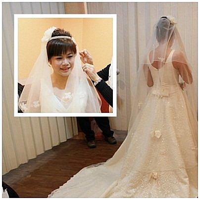典雅風新娘造型﹣竹南新秘