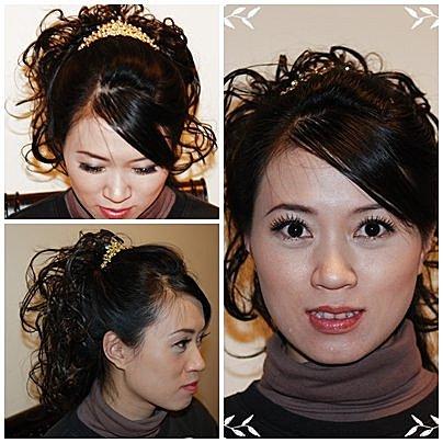 新娘秘書﹣豔麗風