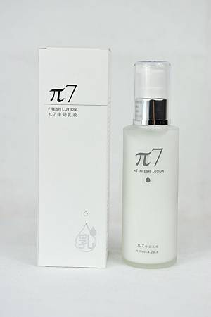 π7牛奶乳液 120ml
