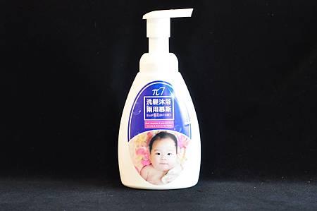 嬰兒洗髮慕浴兩用幕斯