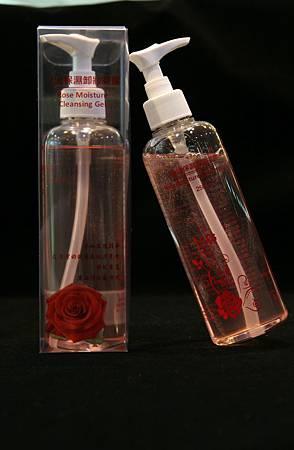 玫瑰保濕卸妝凝露