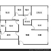 冠世界4房+車位 格局圖.jpg