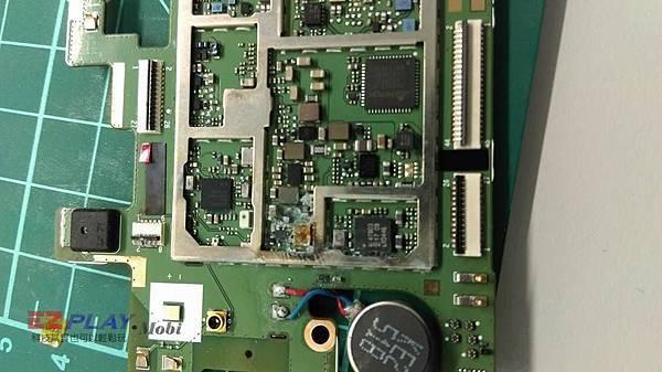 HTC DESIRE 826手機泡水延誤就醫