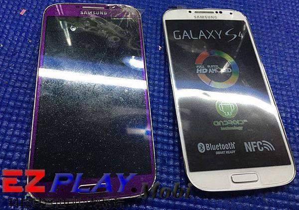 Samsung S4面板還能快速維修嗎?