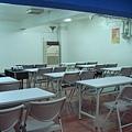 嶄新的大教室