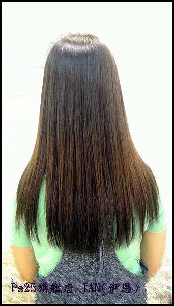 台北推薦燙髮 離子燙 燙髮後2 西門町推薦燙髮