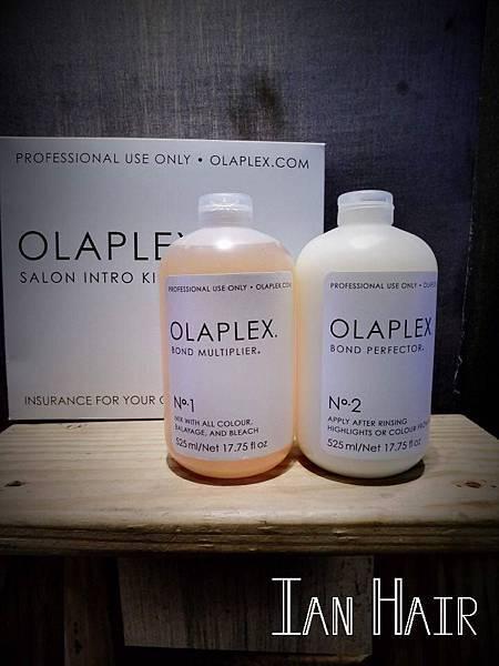Olaplex歐拉結構還原